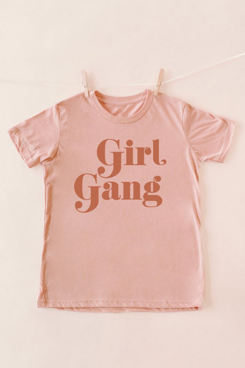 "The ""Girly Gang"" Tee for Mom - Gameday Couture"