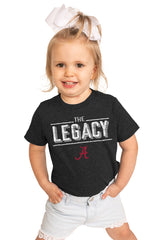 "Alabama Crimson Tide ""The Legacy"" Toddler Tee - Gameday Couture"