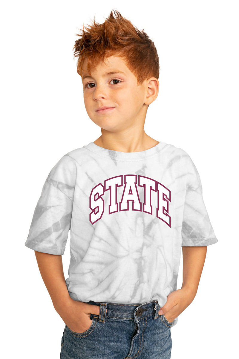"Arizona State Sun Devils ""Playing for the Home Team"" Youth Spin-Dye Top - Gameday Couture"