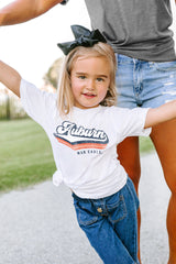 "Auburn Tigers ""Vivacious Varsity"" Toddler Tee - Gameday Couture"