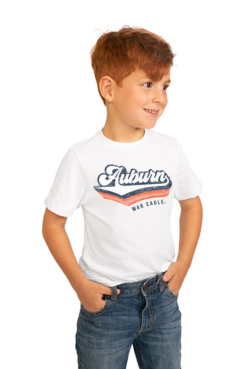"Auburn Tigers ""Vivacious Varsity"" Youth Tee - Gameday Couture"