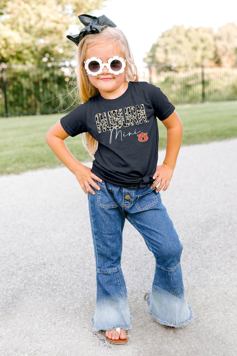"Auburn Tigers ""Untamed Mini"" Toddler Tee - Gameday Couture"
