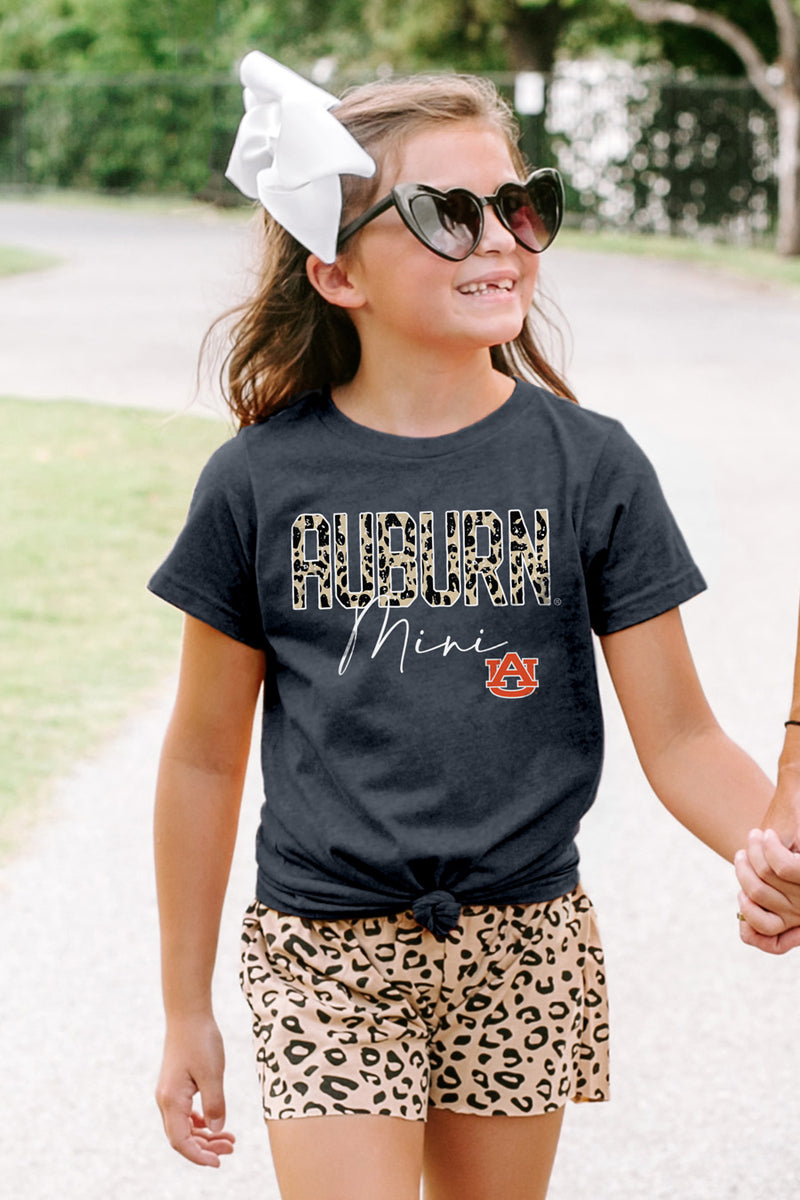 "Auburn Tigers ""Untamed Mini"" Youth Tee - Gameday Couture"