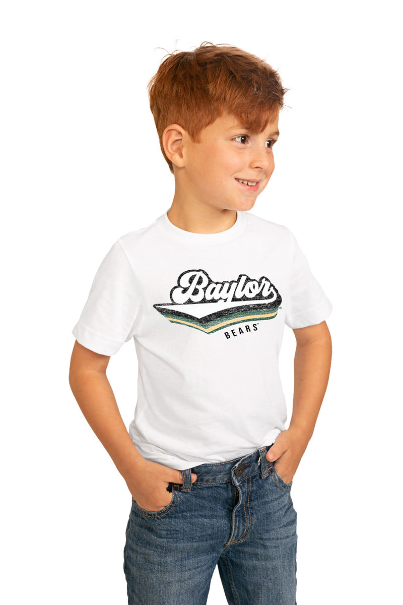 "Baylor Bears ""Vivacious Varsity"" Youth Tee - Gameday Couture"
