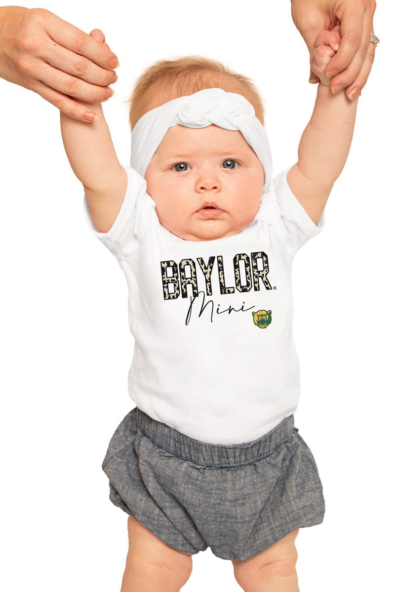 "Baylor Bears ""Untamed Mini"" Onesie - Gameday Couture"