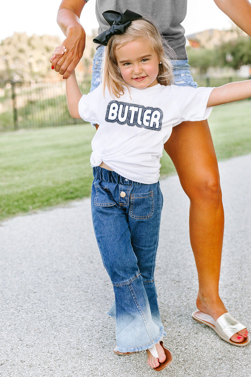 "Butler Bulldogs ""It's a Win"" Toddler Tee - Gameday Couture"
