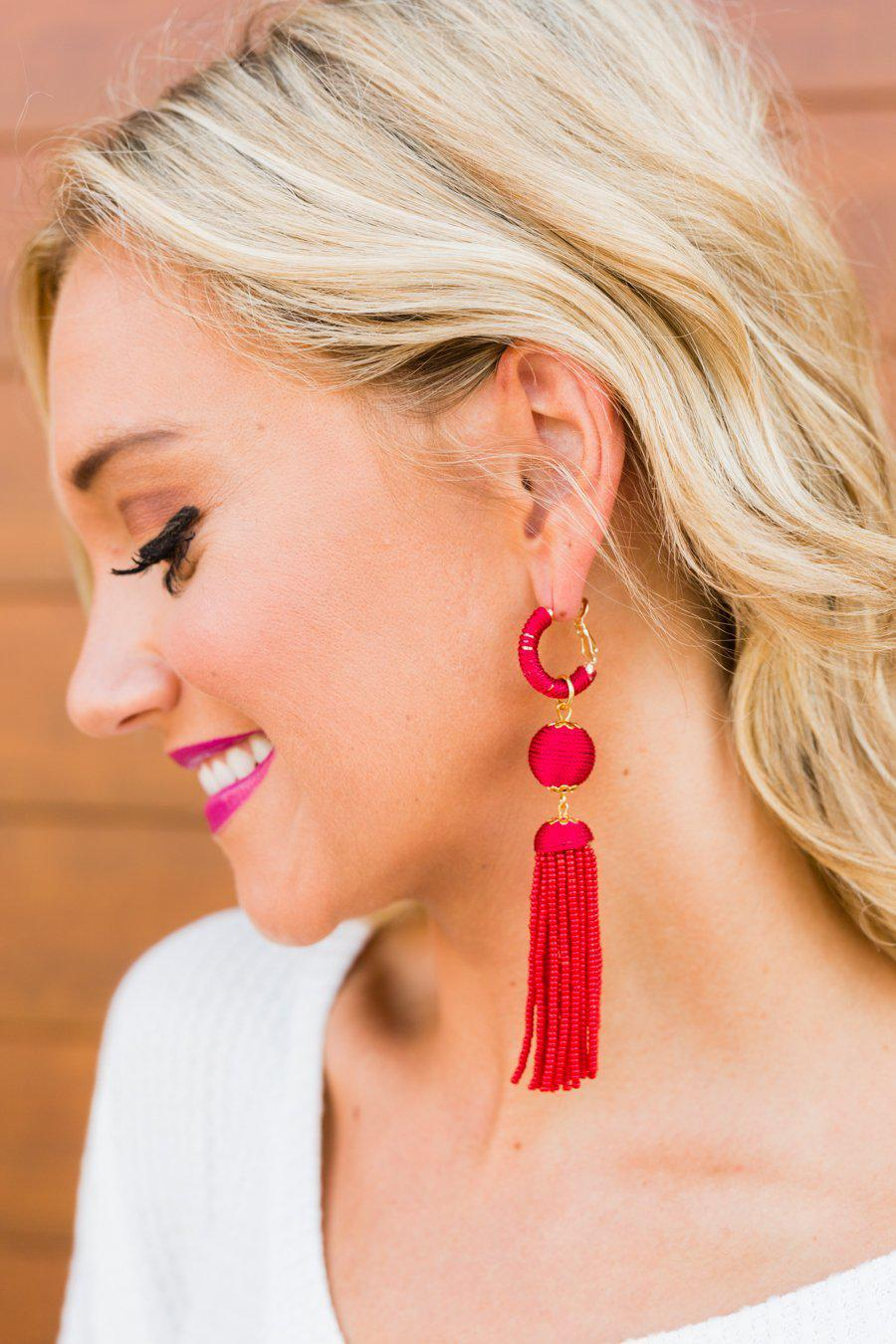 "The ""Buzzworthy"" Earrings - FINAL SALE"