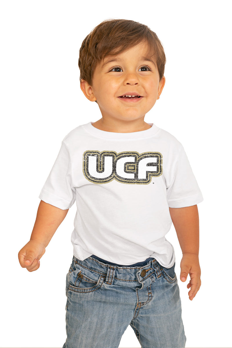 "Central Florida Knights ""It's a Win"" Crewneck Toddler Tee - Gameday Couture"