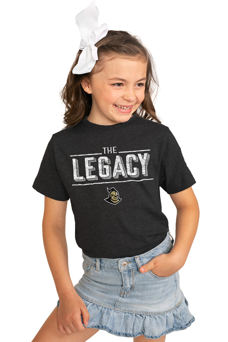 "Central Florida Knights ""The Legacy"" Youth Tee - Gameday Couture"