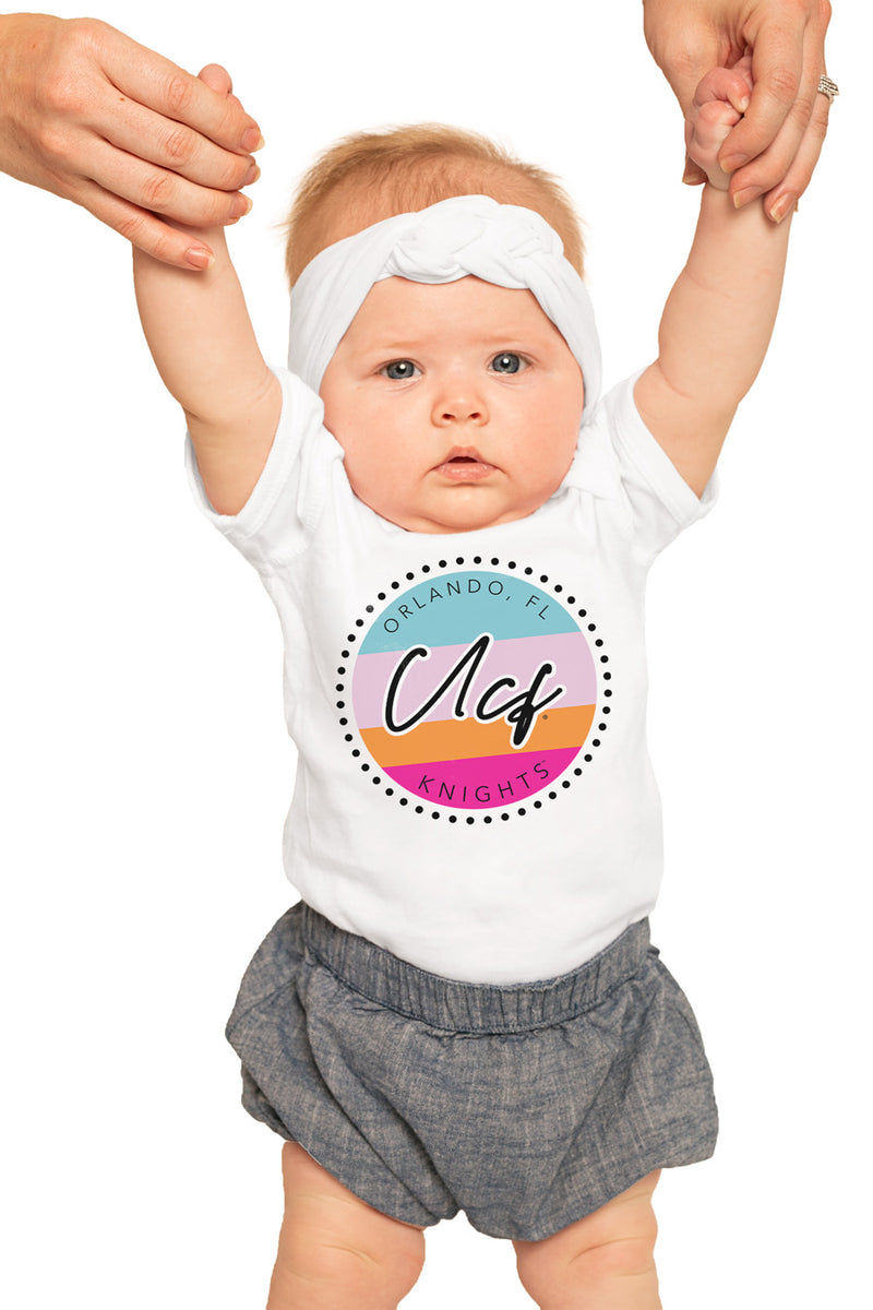 "Central Florida Knights ""Let's Get Loud"" Onesie - Gameday Couture"