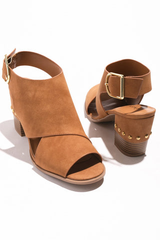 "The ""Chic Situation"" Heel in Brown"