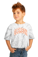 "Clemson Tigers ""Playing for the Home Team"" Youth Spin-Dye Top - Gameday Couture"