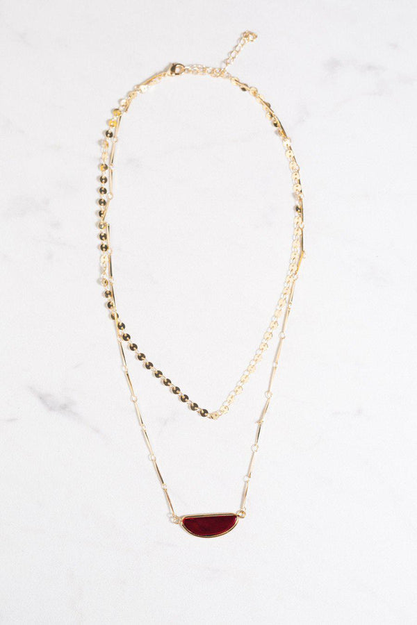 "The ""Drops Of Glam"" Necklace - FINAL SALE"