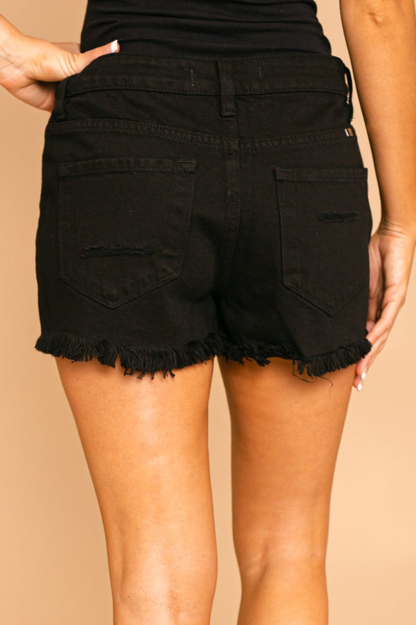"The ""Emery"" Denim Shorts"