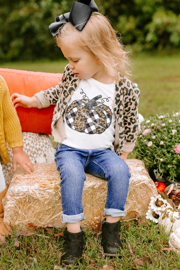 "The ""Pumpkin Everything"" Toddler Tee - Shop The Soho"