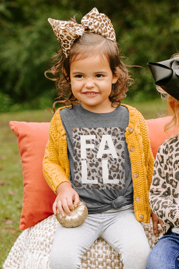 "The ""Chasing Fall"" Toddler Tee - Shop The Soho"