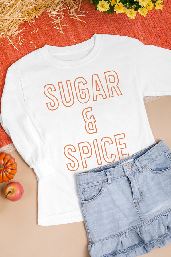 "The ""Sugar & Spice"" Youth Tee - Shop The Soho"