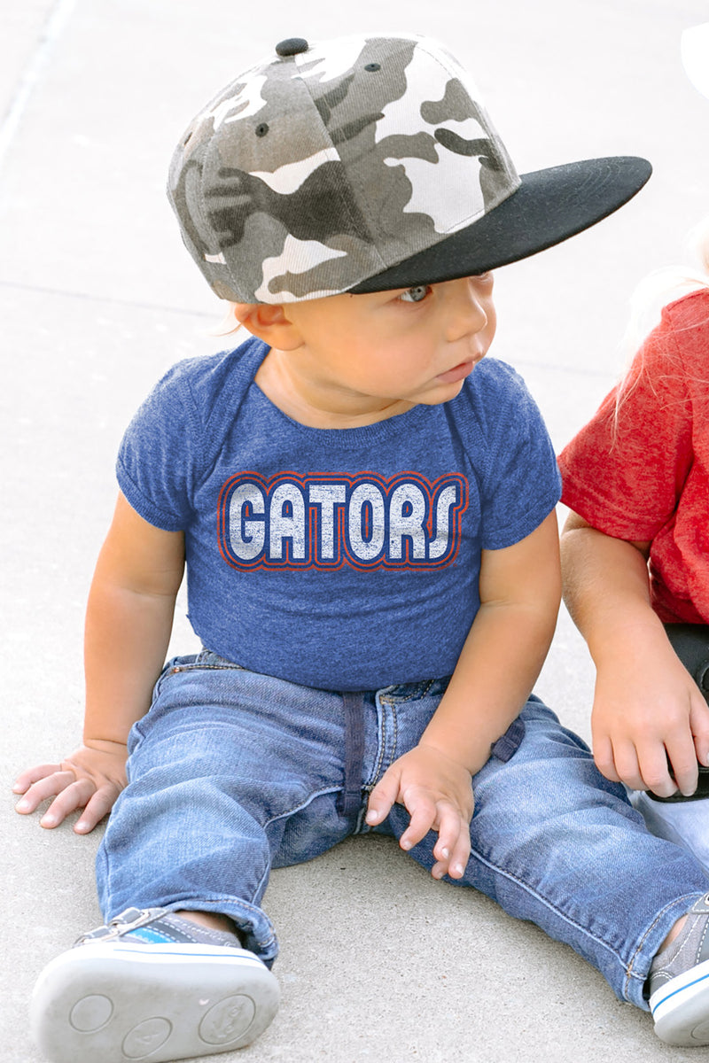 "Florida Gators ""It's a Win"" Snap to It Onesie - Gameday Couture"