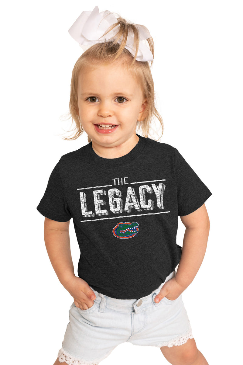 "Florida Gators ""The Legacy"" Toddler Tee - Gameday Couture"