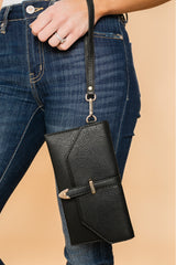 "The ""Has To Be You"" Wallet in Black - Gameday Couture"