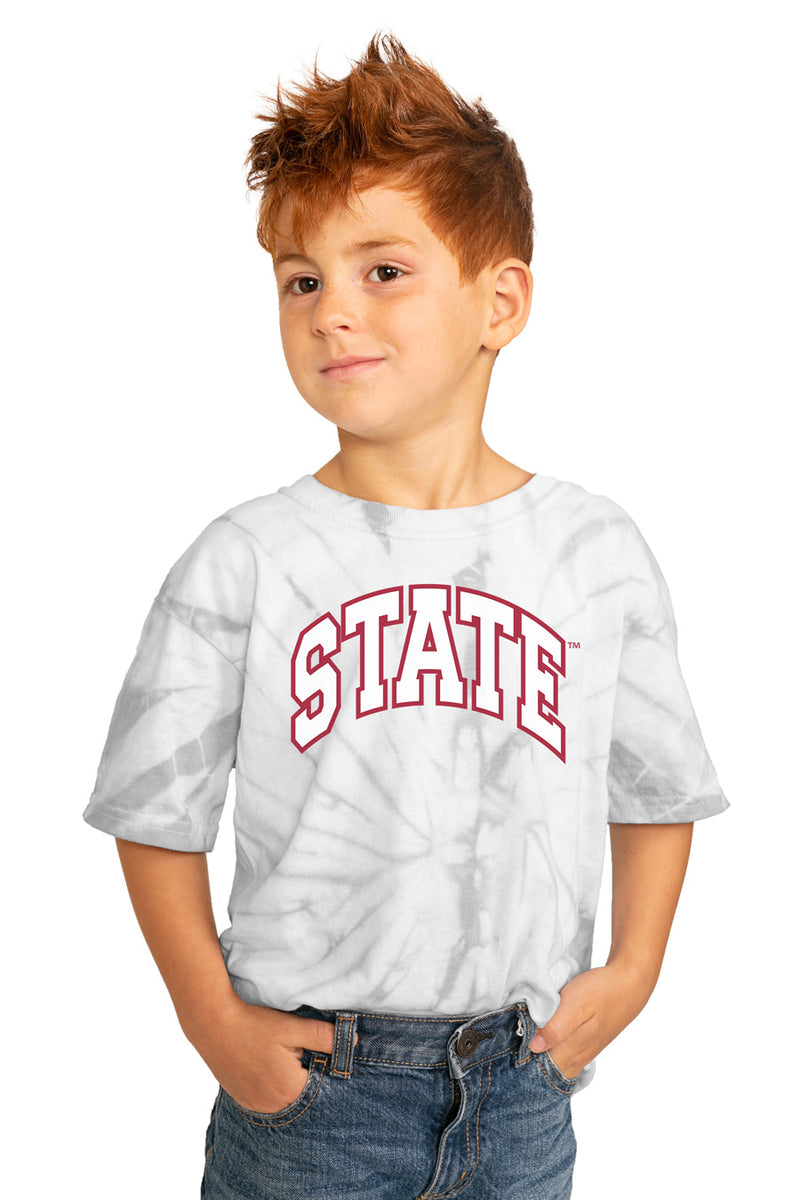 "Iowa State Cyclones ""Playing for the Home Team"" Youth Spin-Dye Top - Gameday Couture"