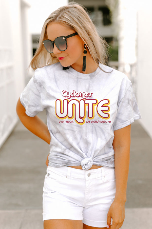 "Iowa State Cyclones ""Stand United"" Top - Shop The Soho"