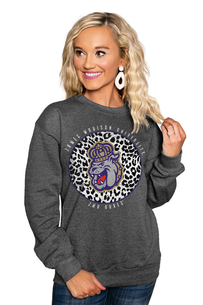 "JAMES MADISON DUKES ""CALL THE SHOTS"" Perfect Crew Sweatshirt - Gameday Couture"