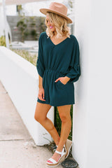 "The ""Keeps Getting Better"" Romper in Blue - FINAL SALE - Gameday Couture"