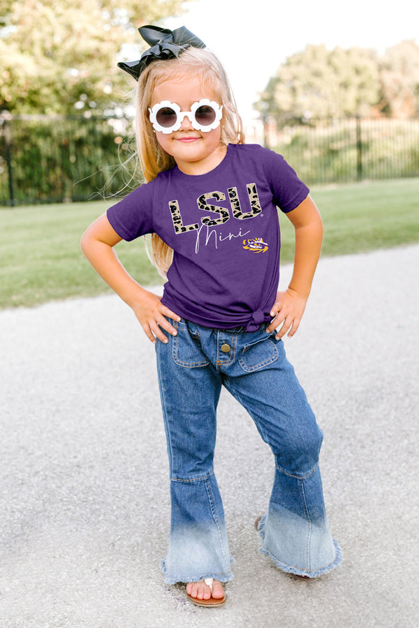 "Lsu Tigers ""Untamed Mini"" Toddler Tee - Shop The Soho"