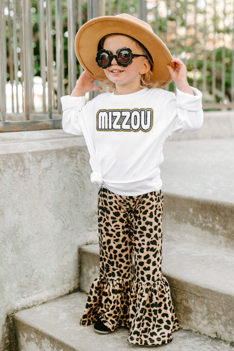"Missouri Tigers ""It's a Win"" Toddler Long-Sleeved Tee - Gameday Couture"