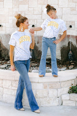 "Missouri Tigers ""Playing For The Home Team"" Watercolor Spin-Dye Top - Shop The Soho"