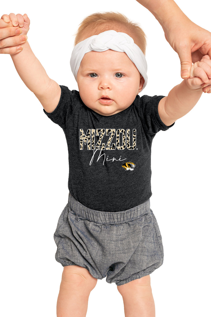 "Missouri Tigers ""Untamed Mini"" Onesie - Gameday Couture"