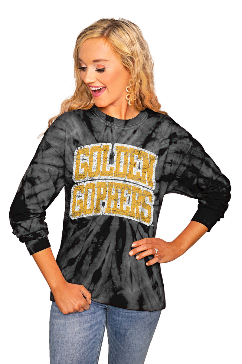 "Minnesota Gophers ""It'S Good"" Spin Dye Long Sleeve Crew - Gameday Couture"