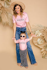 "The ""Mama and Mini"" Tee for Mom - Gameday Couture"