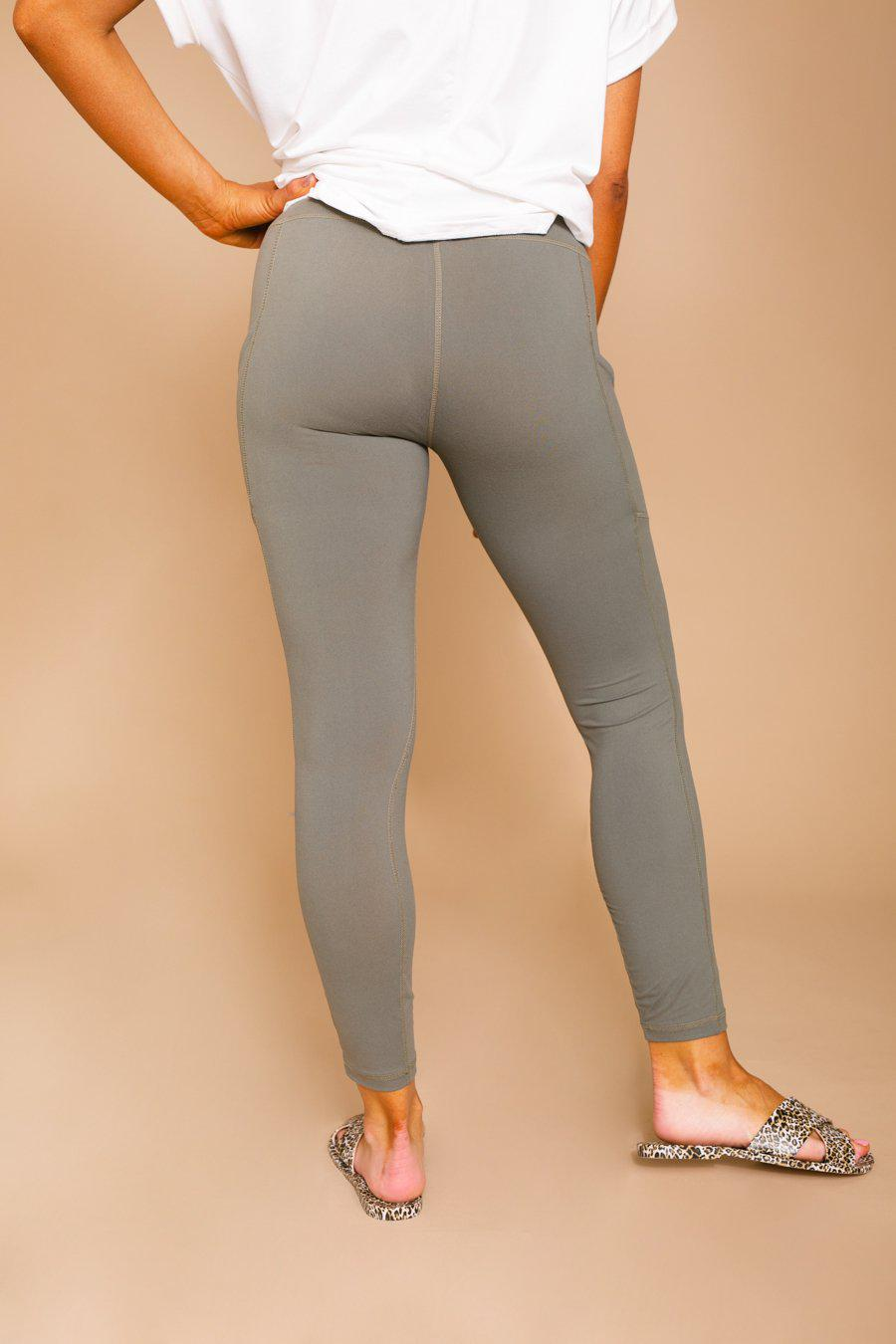 On The Run Leggings - Gameday Couture