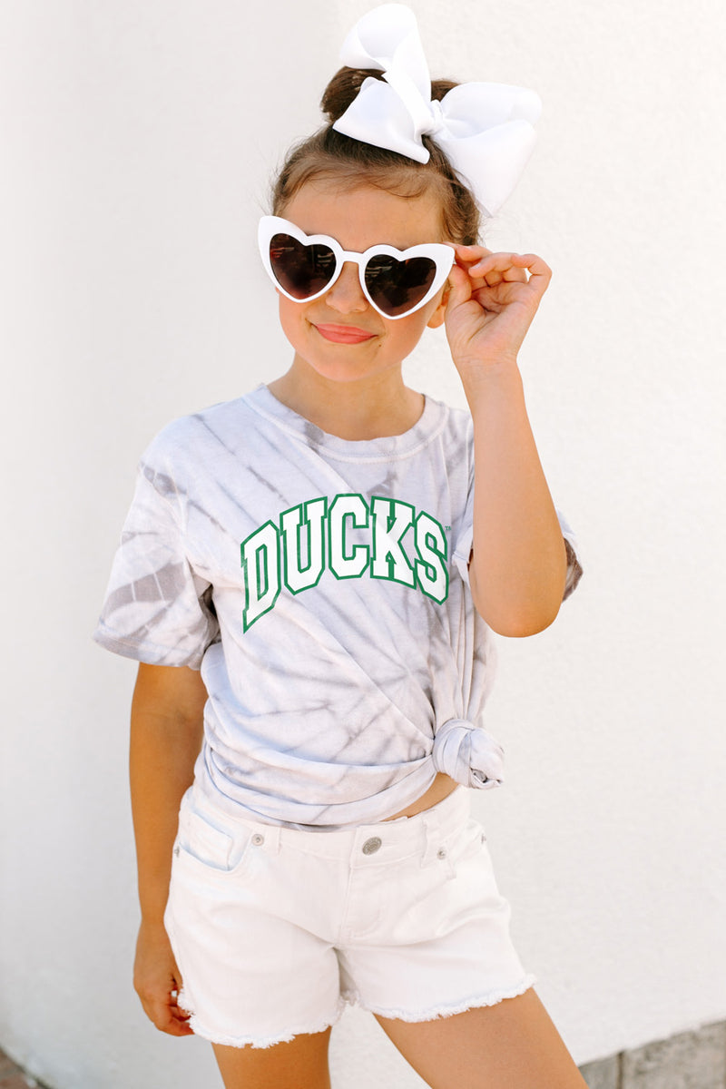 "Oregon Ducks ""Playing for the Home Team"" Youth Spin-Dye Top - Gameday Couture"
