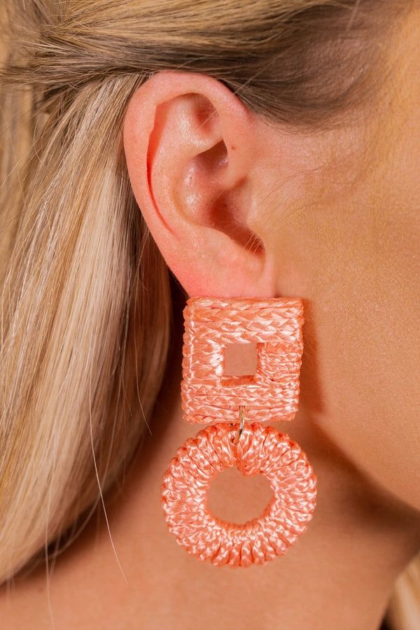 "The ""Party Of Two"" Earrings - Shop The Soho"