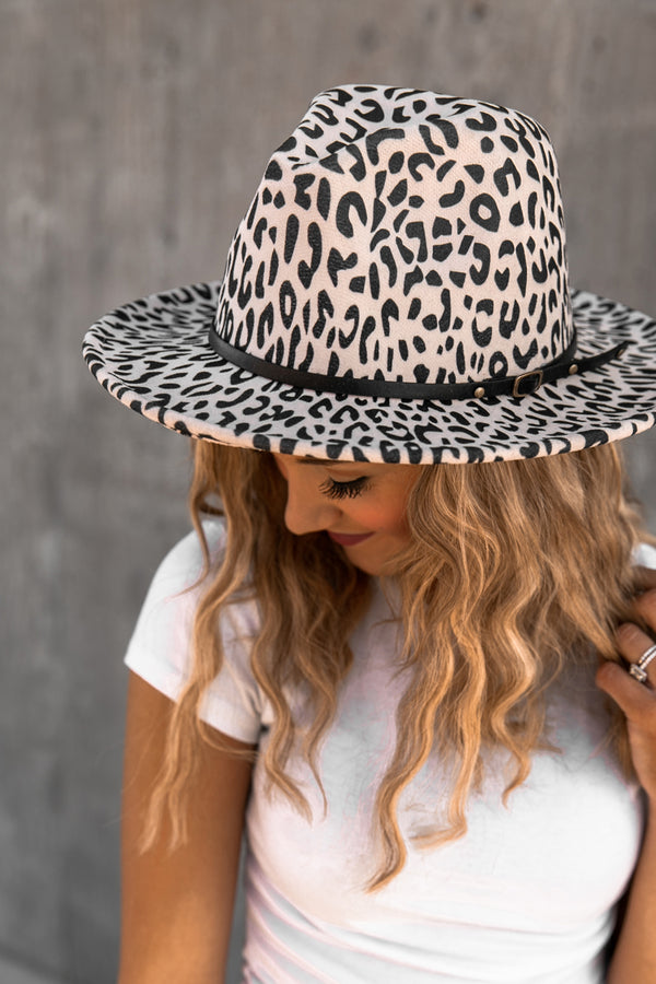 "The ""Spot In The Shade"" Hat - Shop The Soho"