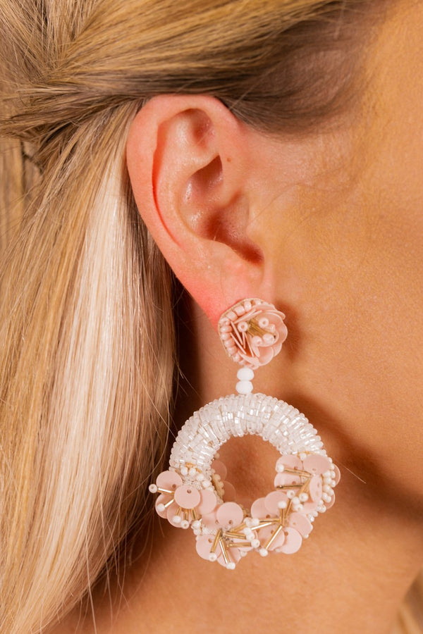 "The ""Spring Up"" Earrings"