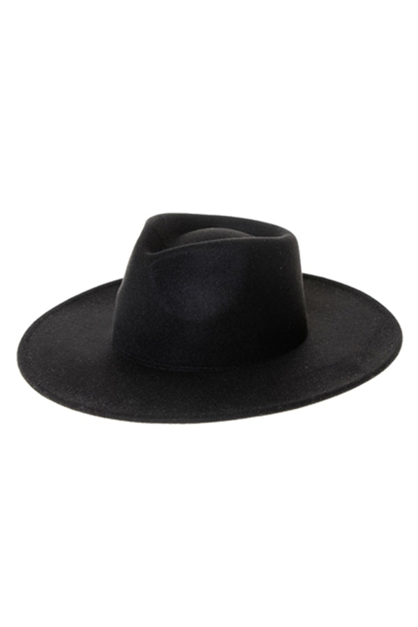 "THE ""STARDUST"" FELT RANCHER BOATER HAT"