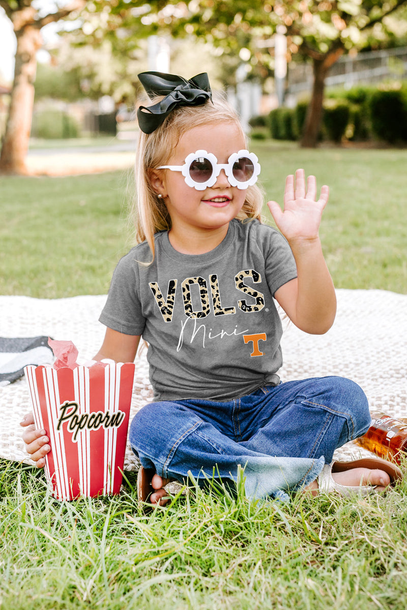 "Tennessee Volunteers ""Untamed Mini"" Toddler Tee - Gameday Couture"