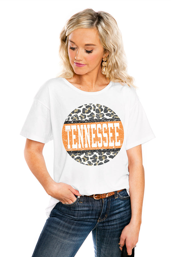 "TENNESSEE VOLUNTEERS ""SCOOP & SCORE"" THE EASY TEE - Shop The Soho"