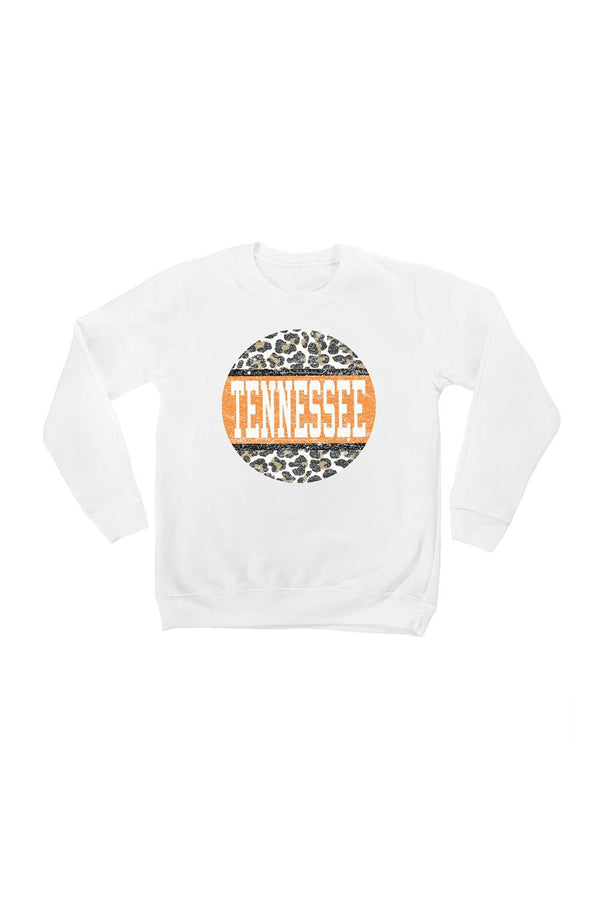"TENNESSEE VOLUNTEERS ""SCOOP & SCORE"" YOUTH PERFECT CREW SWEATSHIRT"