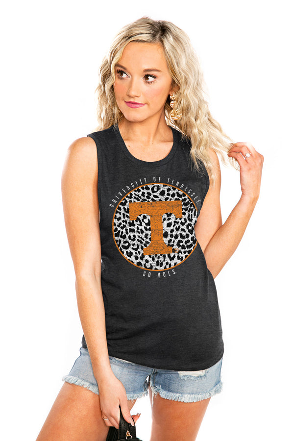 "TENNESSEE VOLUNTEERS  ""CALL THE SHOTS"" JERSEY MUSCLE TANK - Shop The Soho"