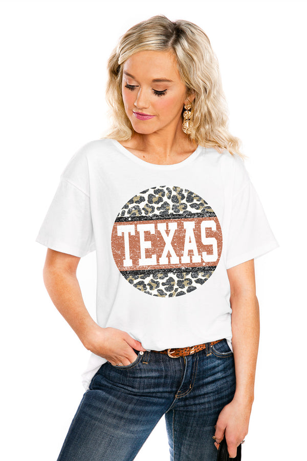 "TEXAS LONGHORNS ""SCOOP & SCORE"" THE EASY TEE - Shop The Soho"