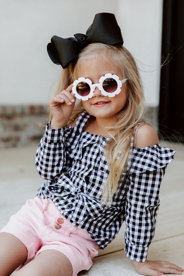 "THE ""BLOOM UP"" TODDLER SUNGLASSES"