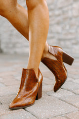 "The ""This Is Your Moment"" Booties - Final Sale - Shop The Soho"