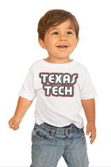 "Texas Tech Red Raiders ""It's A Win"" Toddler Tee - Gameday Couture"