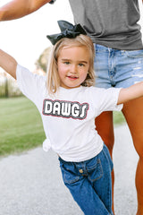 "Georgia Bulldogs ""It's A Win"" Toddler Tee - Gameday Couture"
