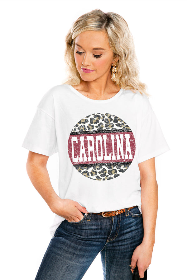 "SOUTH CAROLINA GAMECOCKS ""SCOOP & SCORE"" THE EASY TEE - Shop The Soho"